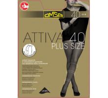 Attiva 40 Plus Size, Колготы