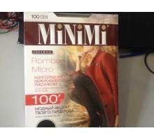 Rombo Micro 100, Колготы с рис. женск.