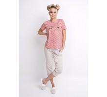 LP10-853/1, Комплект (майка+брюки) женск.